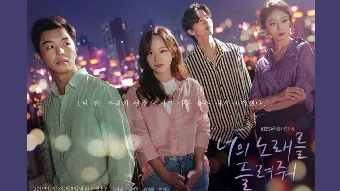 Sinopsis Drama I Wanna Hear Your Song, Drama Korea Baru yang Dibintangi Yeon Woo Jin