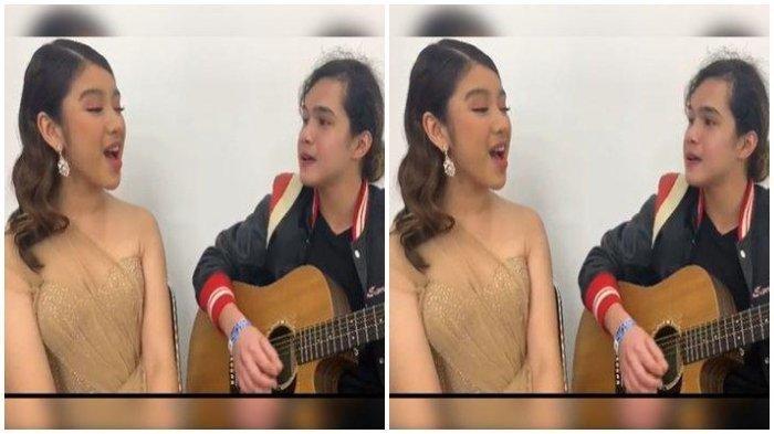 Kaget dengan Lagu Ciptaan Dul Jaelani, Tiara Indonesian Idol Buka Suara Soal Hubungan Mereka