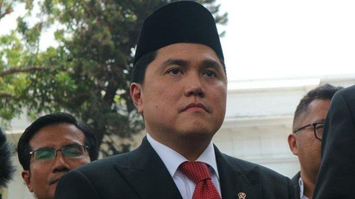 Sindiran Pedas Erick Thohir untuk Telkomsel, Labanya Lebih Besar dari Bank BUMN!