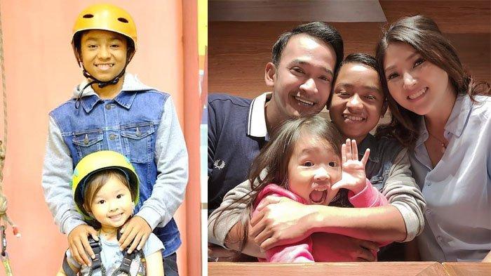 5 Fakta Anak Laki-laki Pertama Ruben Onsu & Sarwendah, Panggil 'Ayah', Dekat dengan Putrinya