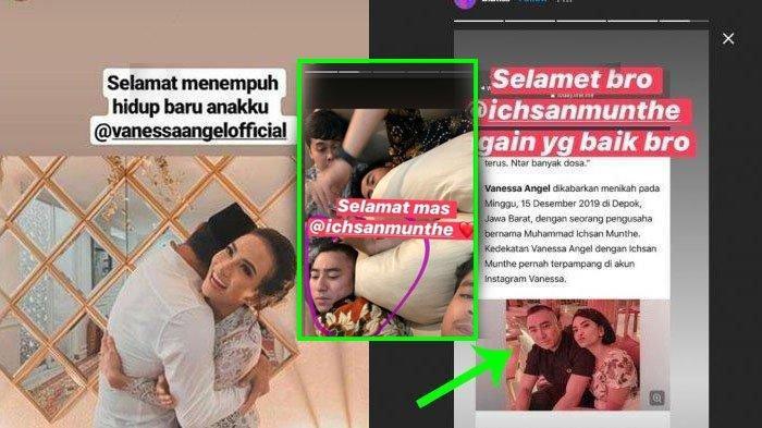 POPULER 3 Fakta Terduga Suami Vanessa Angel, Sempat Dikira Ichsan Munthe, tapi Inisialnya Beda