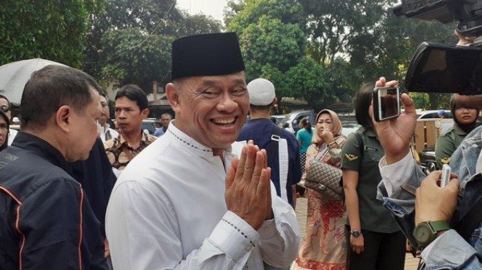 Gatot Nurmantyo Bocorkan Sosok yang Tawari Ketum Versi KLB: 'Sama-sama Bangun Demokrat & Bantu SBY'