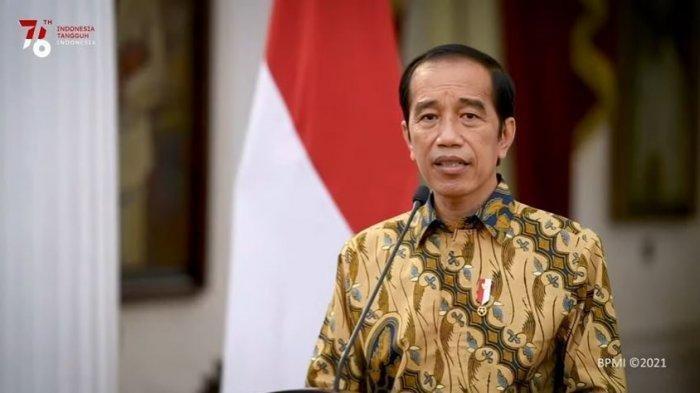 Tegur Kapolri Terkait Penghapusan Mural, Joko Widodo: 'Wong Saya Baca Kok Isinya, Biasa Saja'