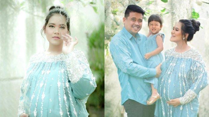 Desainer Turut Puji Penampilan Kahiyang Saat Pelantikan Bobby Nasution: Pintar Banget Memadupadankan