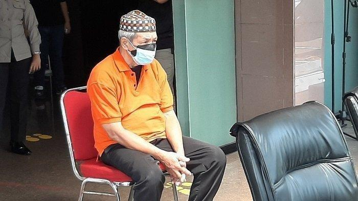 Pasca-Bunuh Istri Pakai Linggis, Kakek Abdul Rahman Lalu Akting Stroke, Akui 5 Tahun Pendam Cemburu