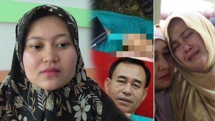 Anak Sulung Hakim PN Medan Jamaluddin Endus Kejanggalan pada Pernyataan Ibu, Semua Tak Sesuai Fakta