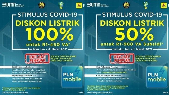 INGAT Bukan Lagi di pln.co.id, Diskon Token Listrik PLN hingga 50 Persen Didapatkan dengan Cara Ini