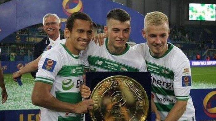 Pecundangi Brondby, Klub Egy Maulana Vikry Lechia Gdanks Menang di Laga Pertama Liga Europa