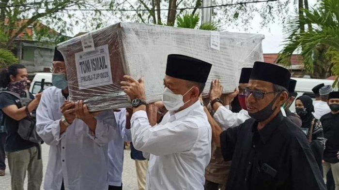 Yumna Korban Sriwijaya Air Teridentifikasi, Akhirnya Dimakamkan bersama Ibu & 3 Kerabatnya