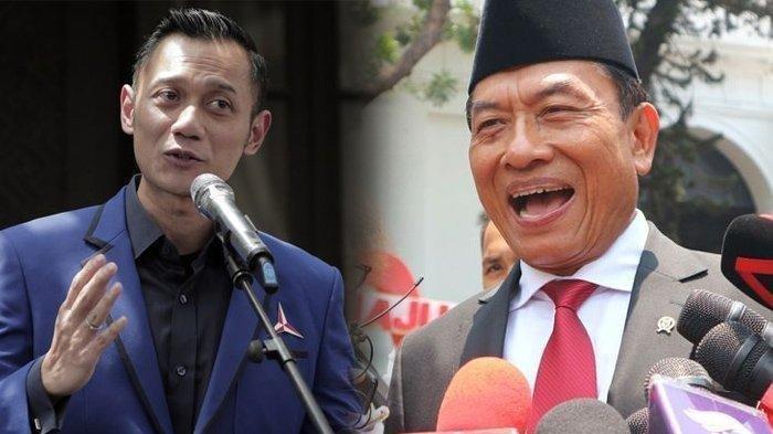 Yasonna Laoly 'Sakit Hati' Dituduh AHY Berpihak pada Demokrat Kubu Moeldoko : Dongkol Banget