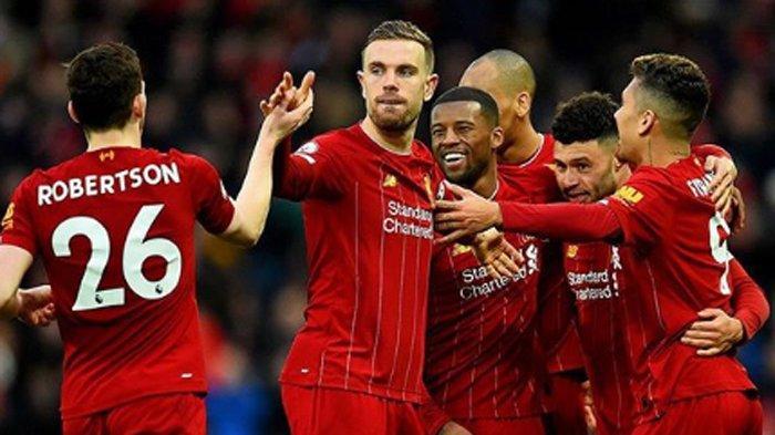 Hasil Liga Inggris Pekan ke-25, Liverpool Kokoh Lewat Kemenangan Telak, MU Main di Kandang Tanpa Gol