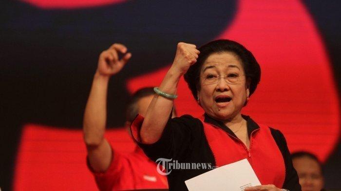 Setelah Puan Singgung Soal Pemimpin di Medsos, Pidato Megawati Viral, Ungkit Kesetiaan Kader Partai