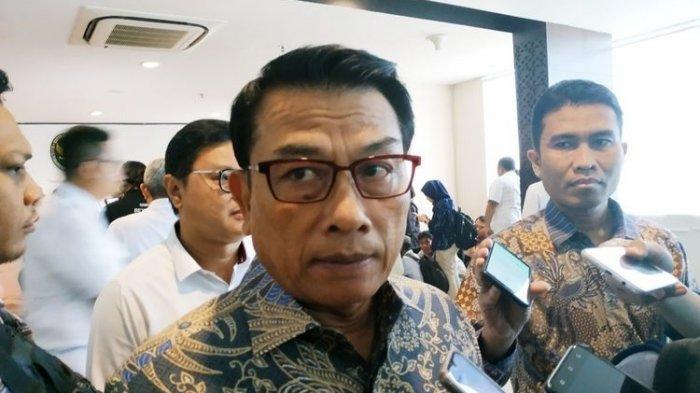 Perjalanan Karir Moeldoko, Sosok yang Ditunjuk Jadi Ketum Baru di KLB Demokrat, Panglima TNI Era SBY