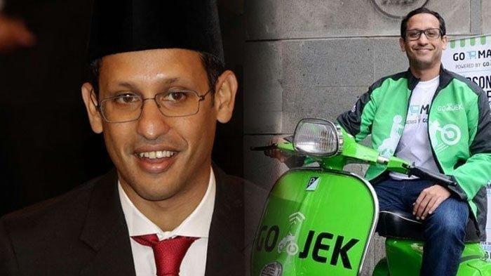 Nadiem Makarim Pilih Jadi Menterinya Jokowi, Ini Beda Gaji CEO Gojek VS Mendikbud, Selisih Jauh?