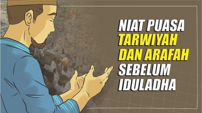 Waktu Melafalkan Niat Puasa Arafah Jelang Sholat Idul Adha 1442 H, Ibadah Penghapus Puasa 2 Tahun