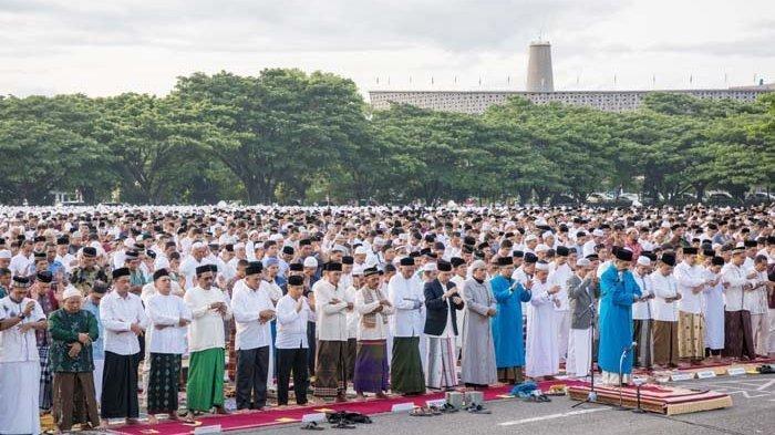 Salat Idul Fitri 1441 H Dilakukan di Rumah, Contoh Naskah Khutbah: Kembali Kepada Fitrah