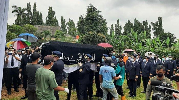 Duka Mendalam Petinggi Sriwijaya Air Kehilangan Captain Afwan : Sedih Putra Terbaik Kami Gugur