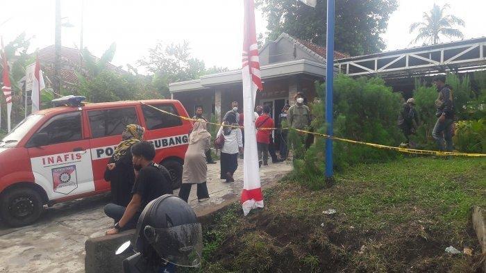 Pembunuhan Ibu & Anak di Subang: Ponsel Milik Korban Hilang, Tapi Uang Rp 30 Juta Tak Diambil Pelaku