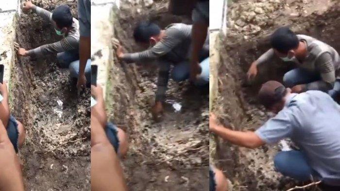 Akhir Pelarian Pembunuh Wanita Hamil yang Dikubur di Septic Tank, Keluarga Syok : Pura-pura Mencari