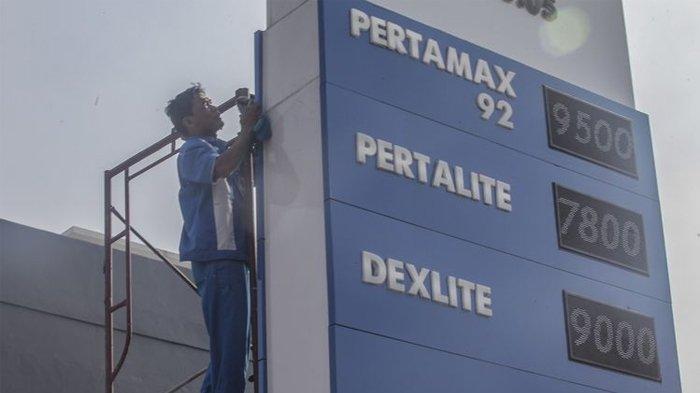 Daftar Lengkap Harga BBM April 2021 Terbaru di Seluruh Indonesia, Mulai Jakarta, NTB, Hingga Sulteng