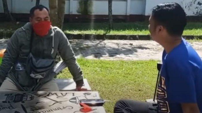 Video Viral Polisi Tolak Laporan Anak yang Hendak Penjarakan Ibunya Cuma Gara-gara Motor