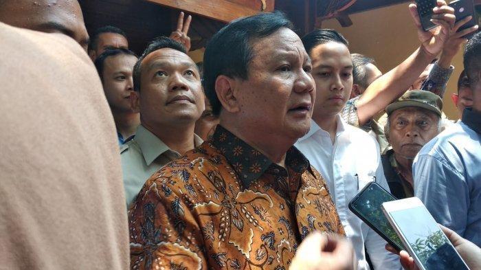 Prabowo Subianto Kemungkinan Maju Lagi di Pilpres 2024, Gerindra: Karena Begitu Besar Harapan Rakyat