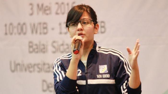 Ratu Tisha Ucapkan Terima Kasih pada PSM Makassar, Intip Sosok Cantik Sekjen PSSI Ini