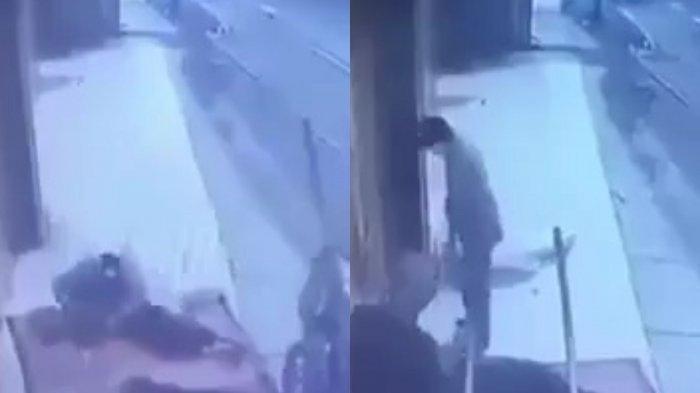 POPULER Di Balik Tragedi Pembunuhan Pemulung yang Terekam CCTV, Pelaku Sesama Pemulung, Ngaku Dendam
