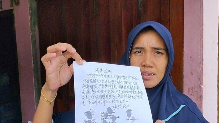 Keluarga Pertanyaan Jenazah ABK yang Dilarung ke Laut, Kakak Almarhum Beberkan Jawaban Perusahaan