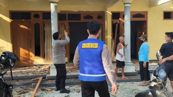 Ledakan Balon Udara di Jatim Rusak 4 Rumah & 1 Sekolah, 14 Orang Ditangkap, Motif Pelaku Terungkap