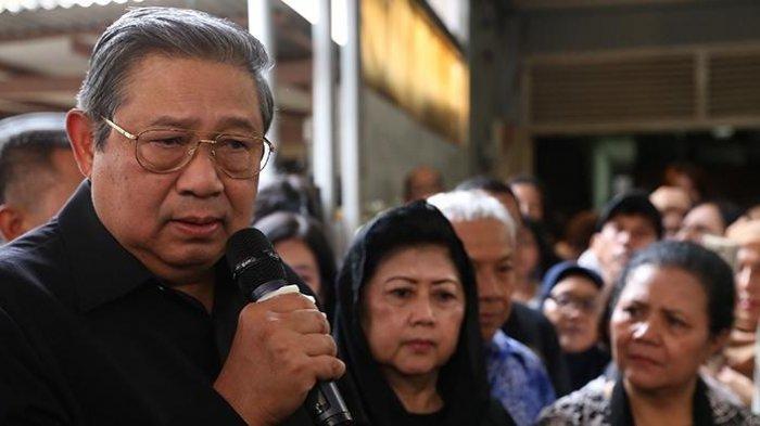 Sebut Pelaku Kudeta Demokrat Berdarah Dingin, SBY Merasa Bersalah Pernah Beri Jabatan ke Moeldoko