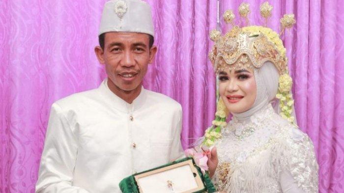 POPULER Cerita Sukiman, Pria Asal Lombok NTB yang Dijuluki 'Jokowi' Gara-gara Foto Pernikahannya