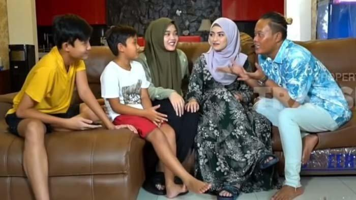 Kedekatan Nathalie Holscher & Anak Ketiga Sule Disorot, Rizwan Ungkap Kebanggaan pada Ibu Sambungnya