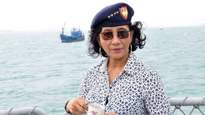Ikut Buka Suara Soal Ekspor Benih Lobstre, Susi Pudjiastuti: Astagfirullah, Tidak Boleh Kita Kufur