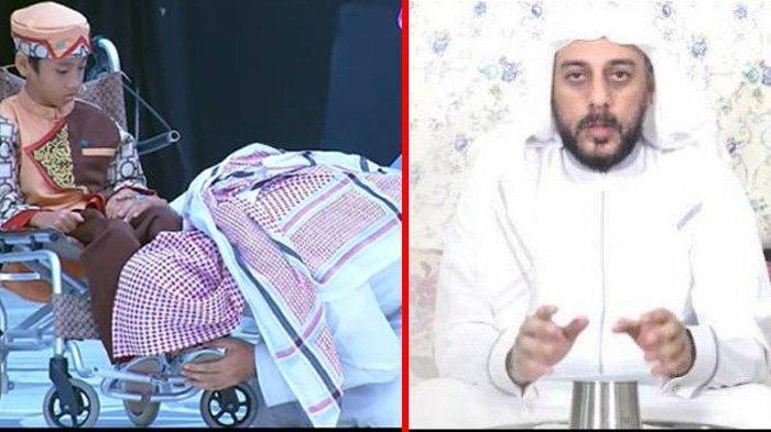 Sosok Naja - Bocah Hafiz yang Kakinya Pernah Dicium Syekh Ali Jaber, Derita Penyakit Lumpuh Otak