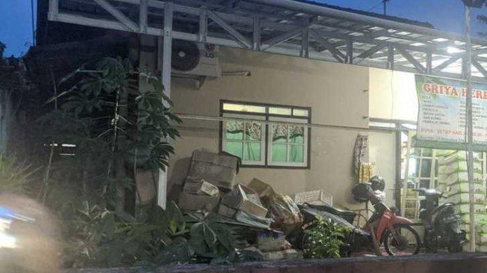 Penggeledahan Rumah Terduga Teroris di Purwokerto, Pasutri 5 Anak, Suami Paling Jarang Sosialisasi