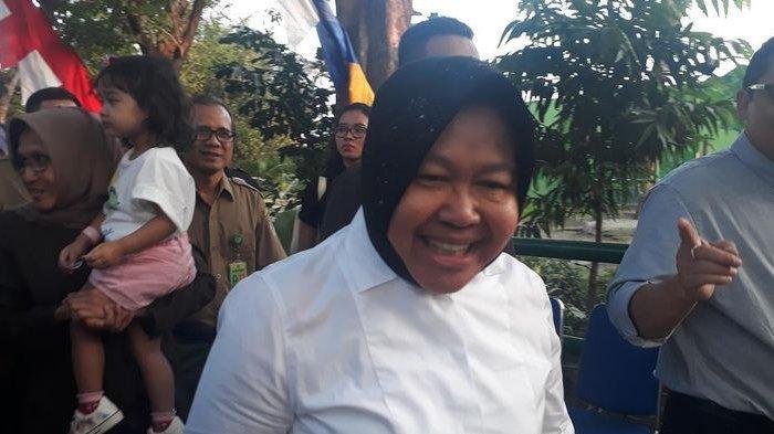 Risma Menangis Terima Bantuan Covid-19 dari BIN, Tak Mau Kecolongan Surabaya Jadi Separah Wuhan