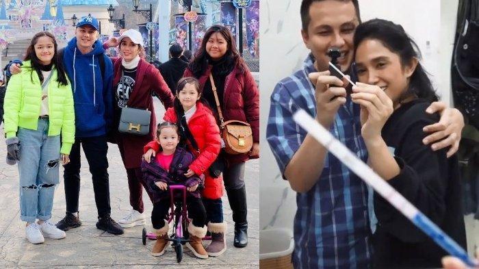 Hamil Anak Kelima, Ussy Sulistyawaty Histeris Tahu Jenis Kelamin Jabang Bayi, Andhika Pratama Kaget!