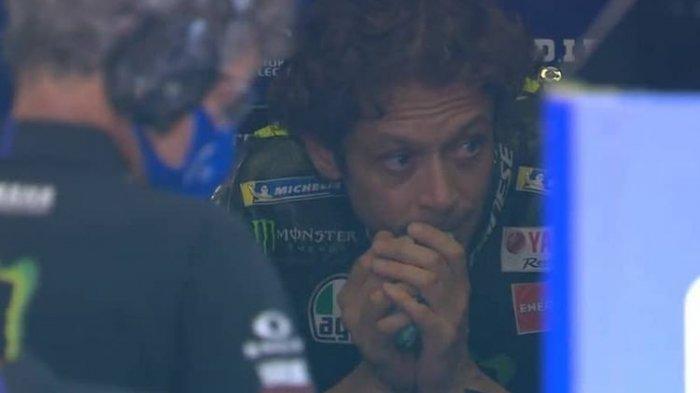 Nyaris 'Dijemput' Maut saat Kecelakaan Mengerikan di MotoGP Austria, Rossi : Dia Sengaja, Zarco Gila