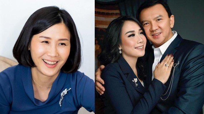 Sama-sama Rayakan Imlek, Berikut Gaya Puput Nastiti Devi dan Veronica Tan, Istri Ahok Lebih Glamor?