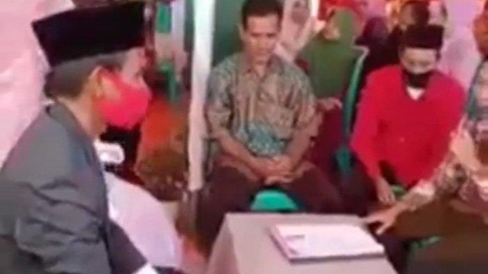 Viral Pengantin Wanita Ditalak Seusai Ijab, Kerabat: 'Ortu Lelaki Tak Merestui, Padahal Udah Hamil'