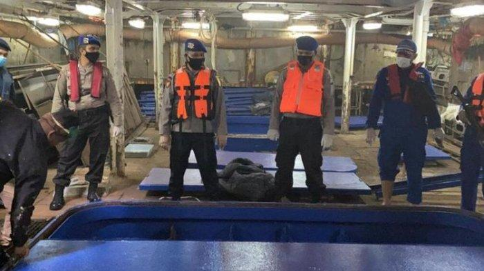 Kronologi Mayat WNI Ditemukan di Freezer Kapal China, Diduga Jadi Korban Perdagangan Manusia