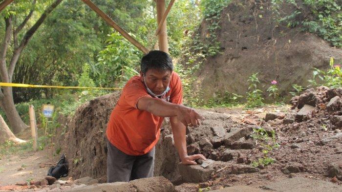 Batu Bata Purbakala di Menang Kediri Mengindikasikan Daerah Penting Kerajaan Kadhiri