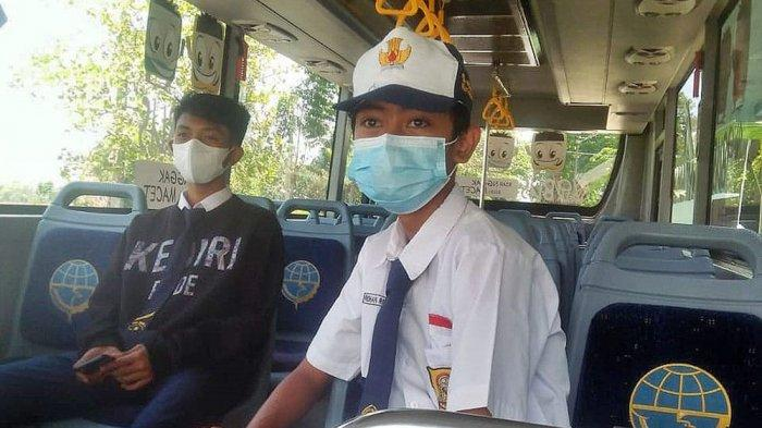 Pemkot Kediri Kembali Operasikan Bus Antar Jemput Sekolah Gratis