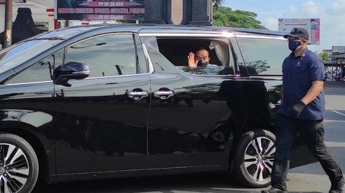 Presiden Jokowi Tinjau Pelaksanaan Vaksinasi Covid-19 di PIPP Kota Blitar