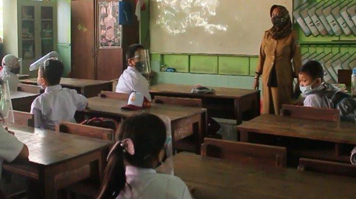 Ortu Siswa di Kediri Bahagia Akhirnya Sekolah Menggelar Pembelajaran Tatap Muka Terbatas