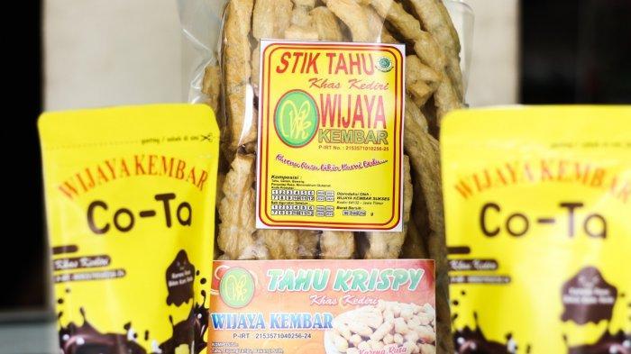 Kampung Tahu Kian Inovatif, Pasarkan Stik Berbahan Tahu Hingga Cokelat Tahu