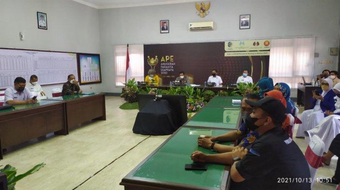 Kabupaten Tulungagung Dua Kali Raih Anugerah Prahita Ekapraya Kategori Utama