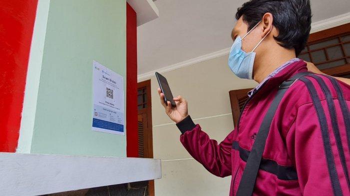 Tujuh Instansi di Kabupaten Tulungagung Ujicoba Penggunaan Aplikasi Pedulilindungi