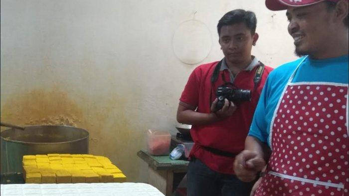 Inovasi Kampung Tahu di Kediri Buat Produk Camilan Berbahan Tahu